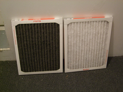 Dirty Furnace Filter? The Barton Boys Can Help!