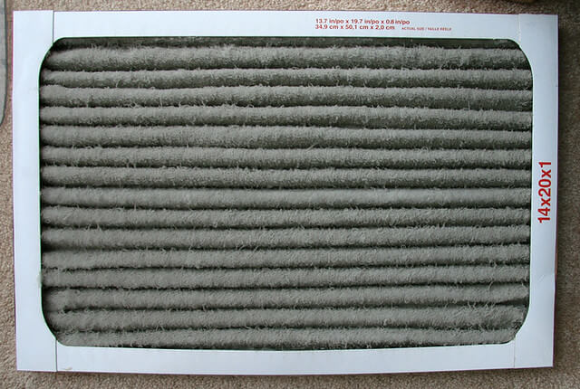 Are Your Air Filters Clean and How to Tell